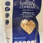 NATURAL COMPANY GRANOLA
