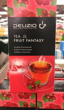 NON SOLO CAFFE TEA FRUIT FANTASY