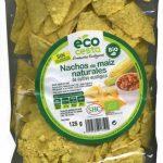 Nachos de maíz naturales