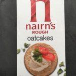 Nairn's Oatcake Crackers (red Box)