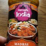 Namaste India Madras Curry Sauce