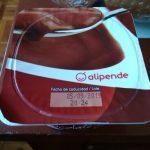 Natillas Chocolate Alipende