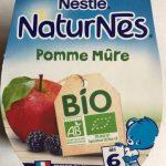 NaturNess Pomme Mûre