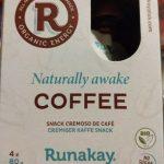Naturally awake coffee