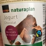 Naturaplan jogurt chocolat