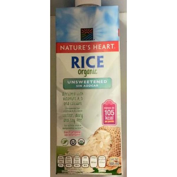 Nature´s Heart Rice Organic
