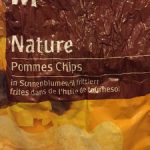 Nature : Pomme Chips