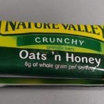 Nature Valley Crunchy Granola Bars Oats 'N Honey 0.74oz