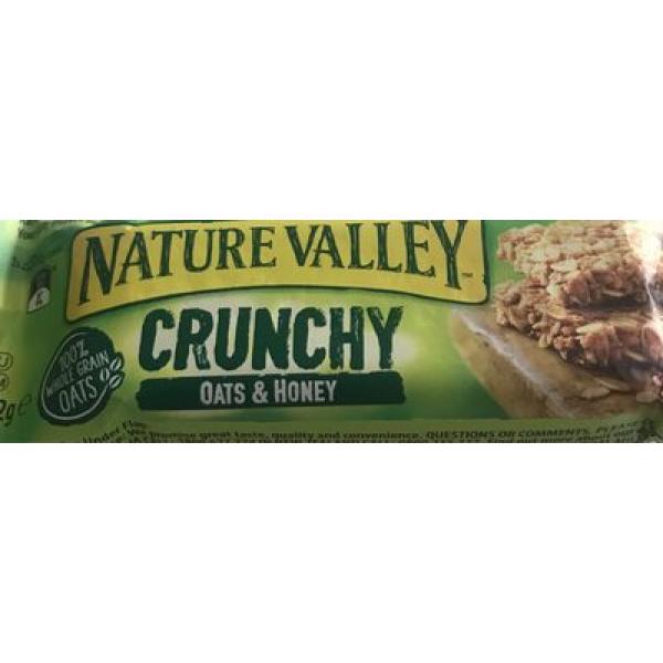 Nature Valley Muesli Bars Oats N Honey Twin Pack