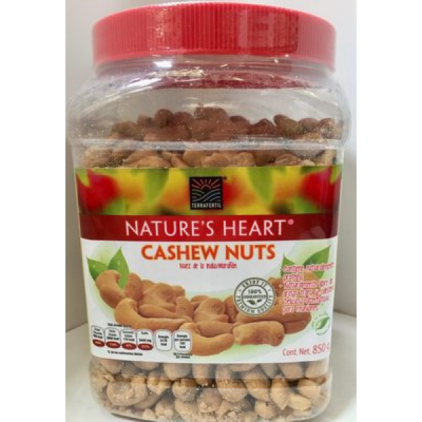 Nature`s Heart Cashew Nuts