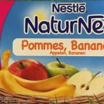 Naturnes Pommes Bananes