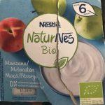 Naturnes manzana / melocoton