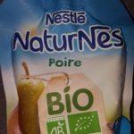 Naturnes poire Bio