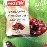 Nectaflor Cranberries