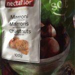 Nectaflor marrons prêts a manger