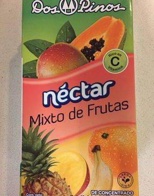 Nectar mixed fruit