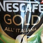 Nescafé Gold all'italiana