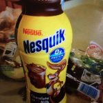 Nesquik Chocolate Milk