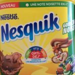 Nesquik Goût Noisette Nestlé