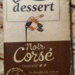 Nestlé Dessert - Chocolat Noir Corsé
