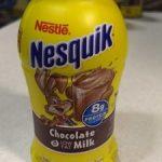 Nestle Nesquik Chocolate Low Fat Milk