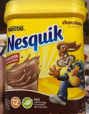 Nestle Nesquik Powder Chocolate