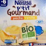 Nestle p'tit gourmand