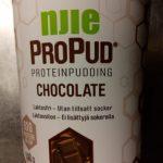 Njie ProPud Proteinpudding Chocolate