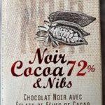Noir cocos 72% & nibs