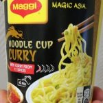 Noodle cup Curry