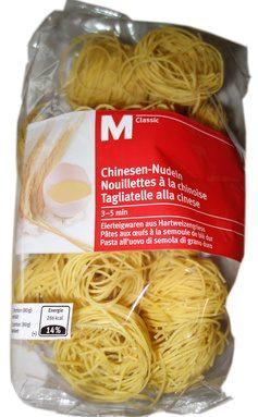 Nouillettes à la chinoise M-Classic