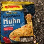 Nudel Snack Huhn