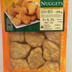 Nuggets de dinde