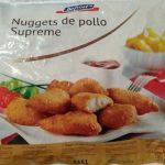 Nuggets de pollo supreme