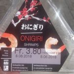 ONIGIRI SHRIMPS