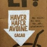 Oatly! Hafer Avoine Cacao