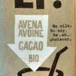Oatly avena cacao bio