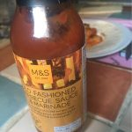 Old fashioned barbecue sauce & marinade