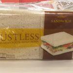 Oliver's Sandwich pain clair crustless