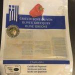 Olives Grecques