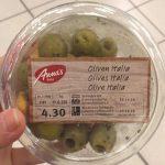 Olives Italia