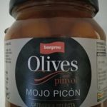 Olives amb pinyol Mojo Picón
