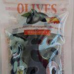 Olives noires denoyautes espagnoles