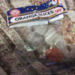 Orange Slices Candy