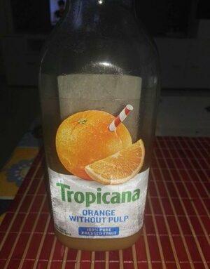 Orange Without Pulp