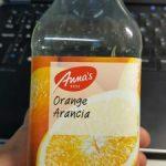 Orangr Aranica (Orangensaft)