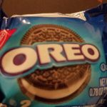 Oreo Cookies Sandwich
