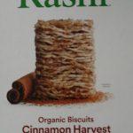 Organic Biscuits: Cinnamon Harvest