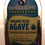 Organic Blue Agave Glycemic Sweetner - 36 Oz 36 Oz