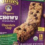 Organic Chewy Granola Bars